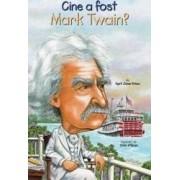 Cine a fost Mark Twain - April Jones Prince