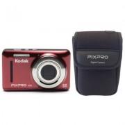 Kodak Aparat X53 Czerwony + Futerał