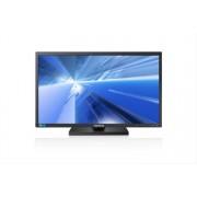 "Samsung Monitor 24"" Samsung Ls24c45kbsv Led Full Hd Vga Ergonomico Varie Regolazioni Refurbished Nero"