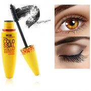 Ads Express Volume Smoky Eye Mascara With Fiber Eye Brow Pencil