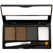 Makeup Revolution I ♥ Makeup Brows Kit set pentru sprancene culoare Bold Is Best 3 g