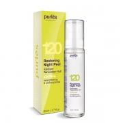 Purles 120 Restoring Night Peel Eksfoliujący Krem Wzmacniający 50 ml
