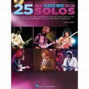 Hal Leonard Dave Rubin: 25 Great Classic Rock Guitar Solos