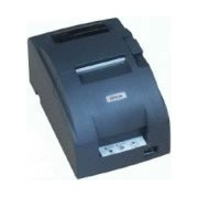 MINIPRINTER EPSON TM-U220D-653 MATRIZ 9 PINES SERIAL RECIBO NEGRA