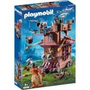 Set Playmobil Knights - Fortareata Cavalerilor Pitici 9340