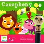 Cacophony, joc de cooperare Djeco