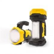 COB LED-es szerelőlámpa 2 in 1