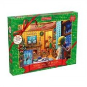 Puzzle Waddingtons Christmas Writing To Santa 1000 Pcs