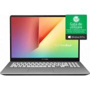 Ultrabook Asus VivoBook S15 Intel Core Whiskey Lake (8th Gen) i7-8565U 256GB 8GB Win10 Pro FullHD Tast. il. FPR