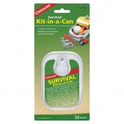 Coghlans kit de supervivencia en lata coghlan's 36 pzs