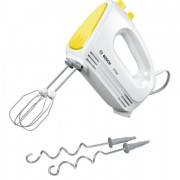 Bosch ručni mikser, bijelo-žuti, MFQ2210YS