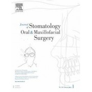 Journal of Stomatology Oral and Maxillofacial Surgery - Abonnement 12 mois