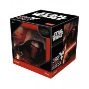 Licensierat Star Wars Kylo Ren Pussel - 362 Nano Bitar