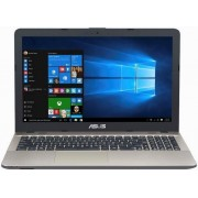 "Laptop ASUS VivoBook X541UA-DM1223 (Procesor Intel® Core™ i3-7100U (3M Cache, 2.40 GHz), Kaby Lake, 15.6"", FHD, 4GB, SSD 256, Intel® HD Graphics 620, DVD-RW, Endless OS Negru Ciocolatiu)"