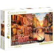 Puzzla Venezia 1500 delova Clementoni, 31668
