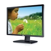"Dell UltraSharp U2412M 61 cm (24"") WUXGA LED LCD Monitor - 16:10 - Black"