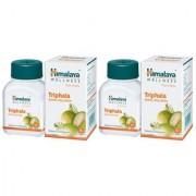Himalaya Triphala (Pack of 2) - 60 Capsules each (Ayurvedic)