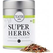 Teatox Super Herbs Kräutertee mit Moringa - Dose 50 g