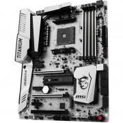 Placa de baza MSI X370 XPOWER GAMING TITANIUM AMD AM4 ATX