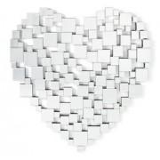 Harveys Heart Mirror glass