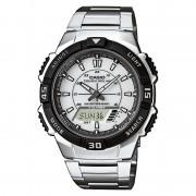 Ceas barbatesc Casio Standard AQ-S800WD-7EVDF Digital-Analog: Solar