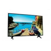 "LG 43LJ500V LED TV 43"" Full HD, DVB-T2, Black, Two pole stand"