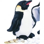 Douglas Cuddle Toys Plush Waddles Emperor Penguin 9 by Douglas Cuddle Toys