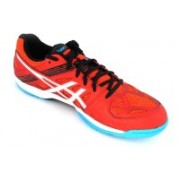 Asics Gel-Court Control Men Badminton Shoes(Red, White)