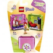 Конструктор Лего Френдс - Кубът за игра и пазаруване на Mia, LEGO Friends, 41408