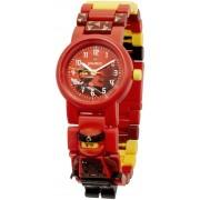 ClicTime LEGO Ninjago - Kai Minifigure Link Buildable Watch