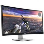 "Dell UltraSharp U3415W - LED-skärm - böjd - 34"" (34"" visbar)"