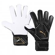 【プーマ公式通販】 プーマ キング RC サッカー ゴールキーパーグローブ メンズ Puma Black-Gold-Puma White |PUMA.com ブラック