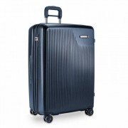 Briggs & Riley Sympatico Large Expandable 4-Wheel Spinner Suitcase - Matte Navy