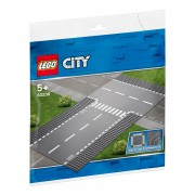 LEGO City, Intersectie dreapta si in T 60236
