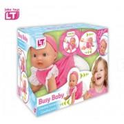 Loko toys lutka beba koja puzi 41cm ( A040399 )