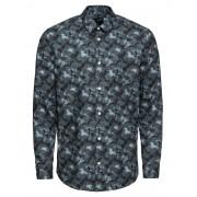 SELECTED HOMME Koszula 'SLHSLIMLIT-ODIN SHIRT LS DIGITAL EX'