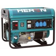 Heron EGM-55 AVR-1 egyfázisú áramfejlesztő 5,5 kVA