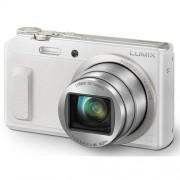Fotoaparát Panasonic DMC-TZ57EP-W, 16 Mpx MOS, 20x zoom 24mm POIS, Full HD, WiFi, biely