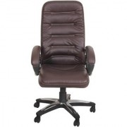 KS Chairs Leatherette Office Chair