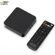 Negro U2C Z - Pro TV Caja Android 7.1 Soporte 4K 2.4GHz WiFi (Eu Plug 2gb Ram 8gb Rom)