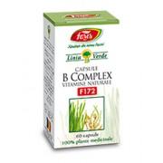 B complex vitamine naturale (60 capsule) Fares
