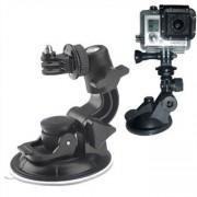 GoPro / kamera 360 graders roterande bilhållare