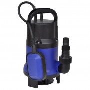 vidaXL Електрическа потопяема градинска помпа за отпадъчни води, 400 W