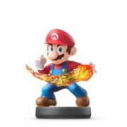 Figurina Nintendo Amiibo Super Smash Bros Mario Nintendo Wii U