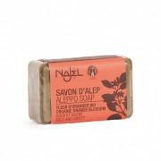 Sapun de Alep Najel cu flori de portocal bio 100g