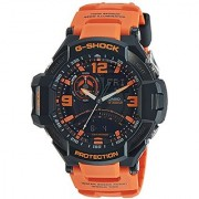 Casio G-Shock Professional World time Analog Black Dial Mens Watch - GA-1000-4ADR (G468)