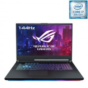 Asus Portátil Gaming ROG STRIX G731GV-EV013T, I7, 16GB, 256GB SSD + 1TB HDD, GeForce RTX2060 6GB