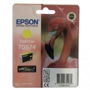 Epson ORIGINALE EPSON T0874 GIALLO C13T08744010 PER EPSON STYLUS PHOTO R1900 11,4ML