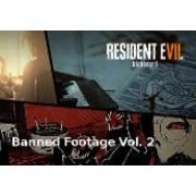 RESIDENT EVIL 7 BIOHAZARD - BANNED FOOTAGE VOL.2 (DLC) - STEAM - PC - WORLDWIDE