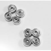 Elemente decorative 10*1.5mm Argint 925